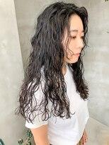 テトヘアー(teto hair)スパイラル パーマ ハード 特殊 ロング くるくる 強い