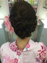 ヘアウェイ(HAIR WAY)編み込みヘアセット