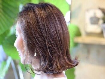 リュール(leur)の写真/【グローバルミルボン取り扱い】髪質・肌質にこだわる方へ★あなたの髪質やお悩みに合わせてカスタマイズ♪