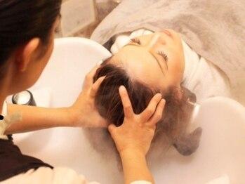 ラウンジ モリオ イケブクロ(Lounge MORIO Ikebukuro)の写真/【平日限定リフレッシュスパ30分¥3300/50分¥4950】疲れやストレスを取り除く極上のサロンタイムをご提供♪