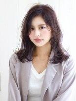 ロシェ(Rosce)藤田ミディアム2 モーブ