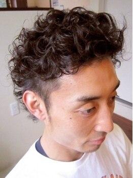 ルースヘアー(LUZ HAIR)の写真/【当日予約OK!】男性は第一印象が肝心☆オンでもオフでもキマル好感度UPスタイルを提案します♪