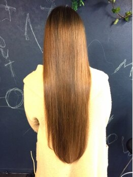 メーヴェ(MOEWE hair make & design ~メーヴェ~)の写真/全ての女性のためのヘアケアサロン【MOEWE】ダメージレスで柔らかい、憧れヘアを手に入れて♪