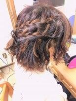 ヘアセットサロン アトリエ チャイ(Hair set salon atelier CHAI)ダブルウォーターフォール