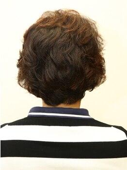 リフレッシュサロン ナックの写真/「いつでもキレイでありたい」そんな女性の気持ちにお応え◎今まで以上に美しい艶髪を実現♪
