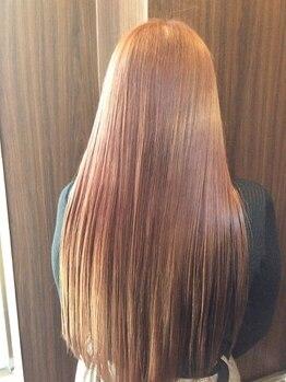 ヘアリベーテ(hair Liberte)の写真/話題のグローバルミルボン使用!まるで髪が生まれ変わったようにサラサラで艶も手触りも抜群♪