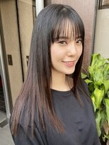 コレット ヘアー 大通(Colette hair)美艶・美髪ストレートヘア☆