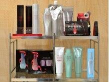 美容室ビッグアイ上桂店の雰囲気(髪のケアのことはお任せ下さい!上質髪へ・・・♪)