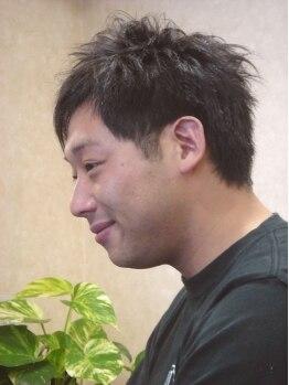 ヘア シープ(hair Seep)の写真/【西へ600mだけ移転しました♪】新生Seep☆素早く!カッコ良く!カット+シャンプー+ブロー¥3000!