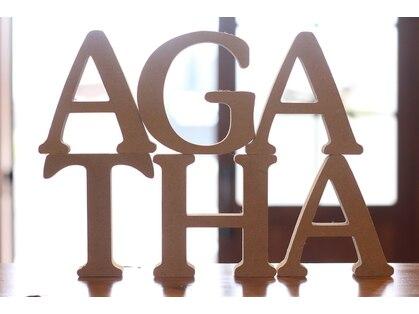 アガサ(agatha)の写真