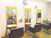 美容室デラリンクルの雰囲気(《アットホームな雰囲気♪》)