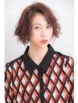 ジュイル シブヤ(JEWIL SHIBUYA)『Noz渋谷 中島』小顔に見える似合わせカットボブ♪