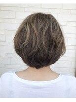 ヘアーグルーミング アイム(Hair &Grooming aim)【レディースカット】ショートボブ