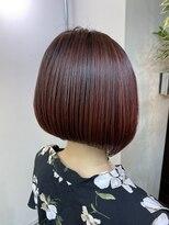 コレット ヘアー 大通(Colette hair)BOB &RED☆
