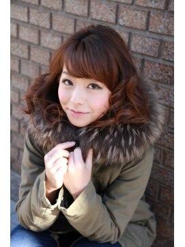 ヘアースペース 練馬店(hair space COCO)この冬人気のボディーパーマ+カット\6000