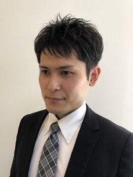 ピエールヘアーマーケット(Pierre Hair Market)の写真/【メンズカット¥4000】ビジネスマンの第一印象に重要な、清潔感ある時短スタイリング可能なヘアをご提案。