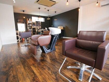 グロウヘアワークショップ(GROW hair work shop)の写真