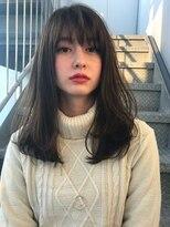 ガーデン ハラジュク(GARDEN harajuku)【中尾祐太】透け感 地毛風 ナチュラルアッシュ