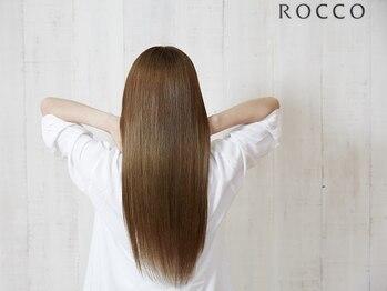 ロッコ 深谷店(ROCCO)の写真/話題のN.やハホニコ、トキオ導入店☆繰り返しのカラーでもうるツヤ髪へ仕上げます♪髪質改善も人気♪!