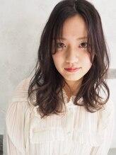 アルモヘアヴォーグ 静岡(ALMO hair VOGUE)【ALMO】大人可愛いミディアムレイヤー