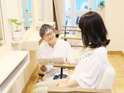 キタドコ パーソナルヘアスタイリストグループ 板橋店(kitadoko)の写真
