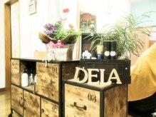 美容室デラリンクルの雰囲気(《雑貨屋さんのような店内♪》)