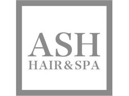 HAIR&SPA ASH