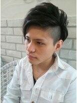 ヘアーグランデシーク(Hair Grande Seeek)men's刈り上げStyle♪