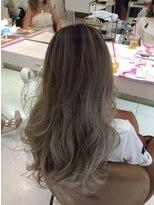 エイブルヘアー(able hair)外国人風グラデーション