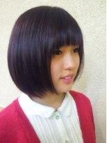 ヘアーデザインロアール(HairDesign LOIRE)ナチュラルボブ