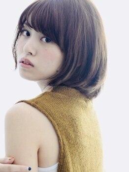 エル トウキョウ(ELLE tokyo)の写真/一人ひとりの髪質やクセを見極め、理想以上の仕上がりに☆自然な艶髪ストレートで女性らしさを演出します♪