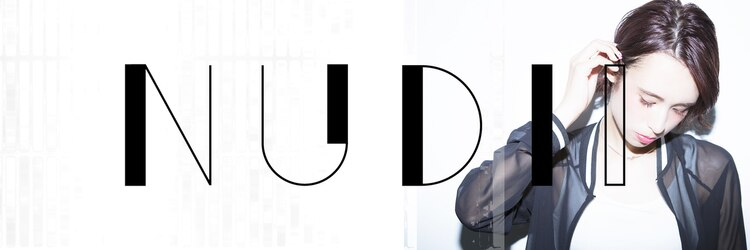 ヌディー(NUDII)のサロンヘッダー