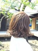 ハウスアンドヘアーワークス(House&Hair works)夏カラー