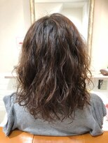ルルカ ヘアサロン(LuLuca Hair Salon)LuLucaお客様☆スナップ ラフリッジパーマ