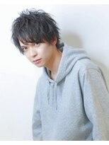 ザ サードヘアー 津田沼(THE 3rd HAIR)ショートマッシュウルフ