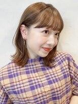 ガーデントウキョウ(GARDEN Tokyo)【GARDEN荒井夏海】大人可愛いくびれボブ × 小顔前髪