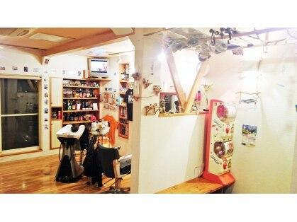 ヘアーデザイン スタジオ スウェル(Hair Design Studio Swell)