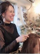 ヘアメイクアンドセットサロン リッコ(Hair make&set salon Ricco)kameda yoko