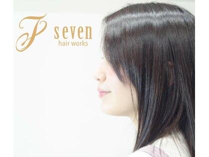セブン ヘア ワークス(Seven Hair Works)の写真