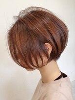 バンプ 銀座(BUMP)【BUMP銀座】多毛、直毛の方の似合わせショートボブ