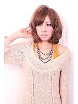 【miel hair blanc】☆エアリーボブ☆