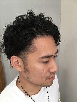 ヘアークリエイトヴァルール(Hair Create Valeur)の写真/ワイルド系から清潔感溢れる爽やか系ショートスタイル、ビジネススタイルなど何でもお任せ下さい。