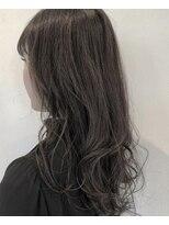 ヘアーエスクールエミュ(hair S. COEUR emu)透明感グレージュ