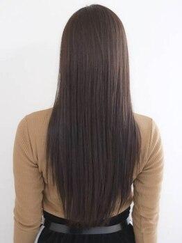 ガル(GALL)の写真/【三番町】1月NEW OPEN☆オーナーこだわりのトリートメントでいつも以上の潤いをあなたの髪に─。