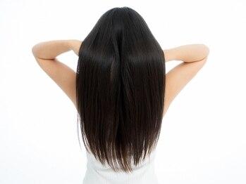スマートカラー キレイ 天六店(Kirei)の写真/素髪へ艶を!人気のリッチトリートメントでしっとり潤う美髪へ…カラー専門店ならではの髪質改善★