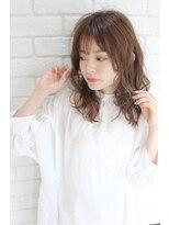 ヘアサロン クリア(hair salon CLEAR)☆透明感ラフミディアム☆