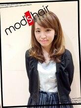 モッズヘア 札幌宮の沢店(mod's hair)本間 彩花