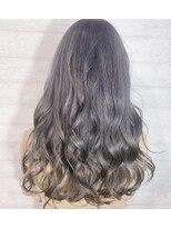 センシズヘアーデザイン 八王子(SENSES hair design)lavender gray