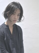 【OREO.】アンニュイカールBOB セミウェット