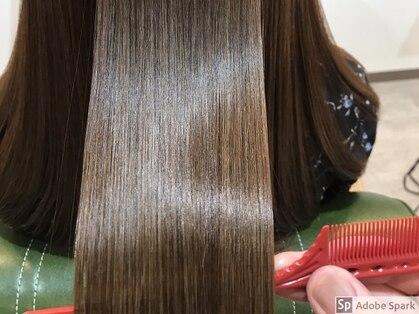 エッティ(ETTY hair&make)の写真